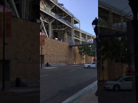 Omni hotel review San Diego Padres vs Los Angeles Dodgers