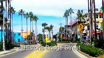 Historic Bridge Street  - Bradenton Beach, FL