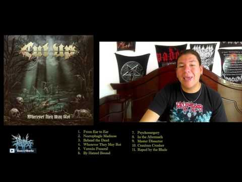 Cut Up - Wherever They May Rot / Metal Release