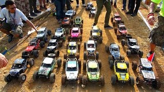 RC ADVENTURES - OUTLAW U4 Off Road Racing - Asian Scale Invasion PT2 - RC Truck 4x4 Action HK 2016
