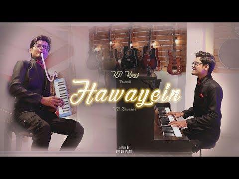 Hawayein | Jiye to Jiye kaise | Cover version | KD Bhavsar