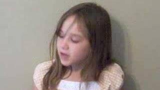 Maddie McElmeel singing Before He Cheats