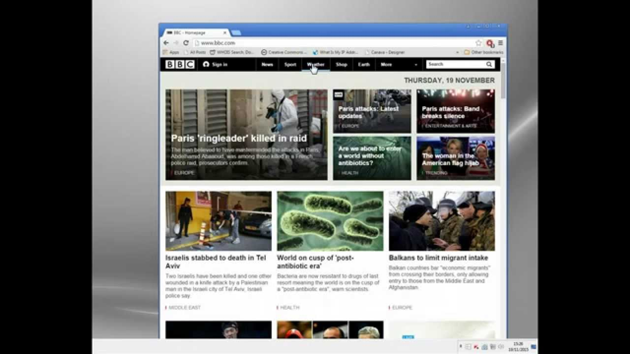 How to Watch UK TV Abroad from anywhere