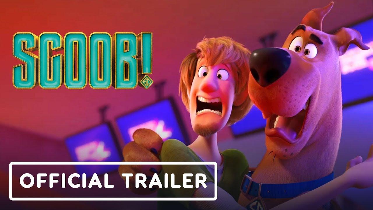 Scoob! - Tráiler final oficial (2020) + vídeo