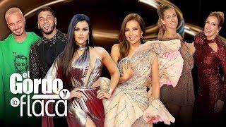 Thalía y Clarissa Molina se disputaron el triunfo: los mejor y peor vestidos de PLN   GYF