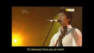 [ENG] Ji Hyun Woo (Baby Elephant) Live