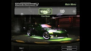Need for Speed: Underground 2 (PC) Demo Full Gameplay