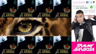 El Animal - Mayimbe / Barbaro Fines (Letra) - Dj Sammy Barbosa
