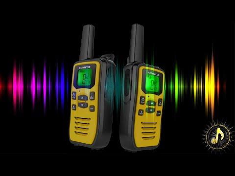 Walkie Talkie Beep Sound Effect freesound