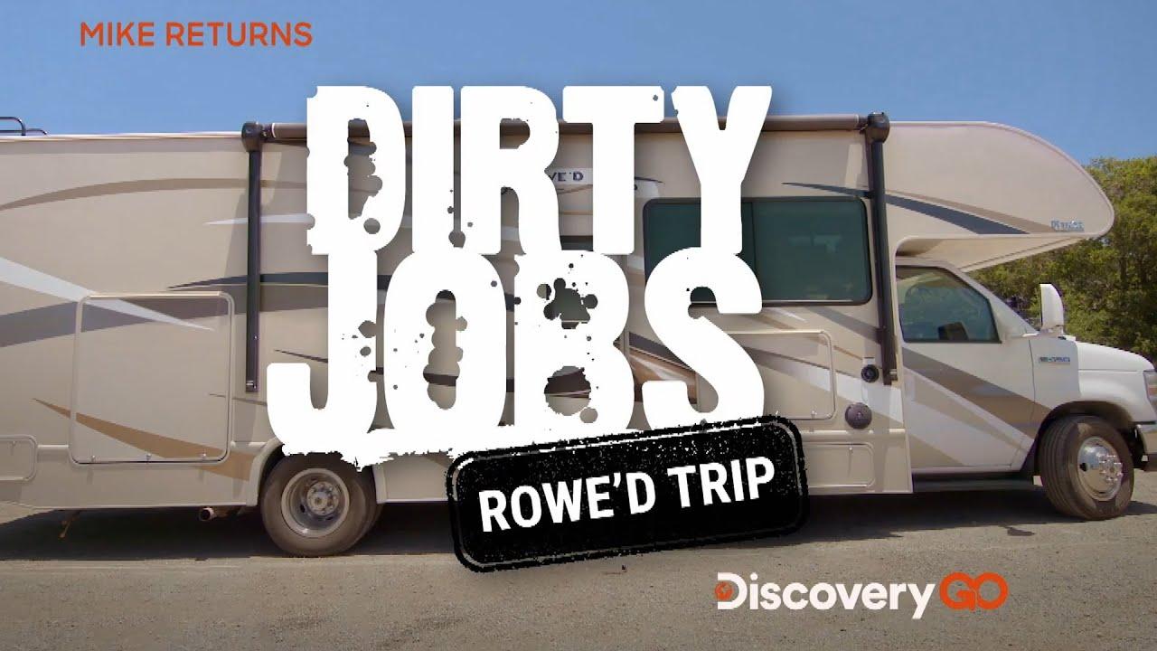 Download Mike Rowe Is Back! | Dirty Jobs: Rowe'd Trip