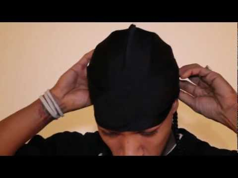 TsuRag (The New Stringless Durag) [Infomercial] [User Submitted]