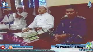 Video ( Syair Haul Sayyidah Khodijah RA ) - Ya Wahibal 'Athoya download MP3, 3GP, MP4, WEBM, AVI, FLV Agustus 2018