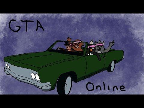 Penguin & Peeps GTA Online ep 13: Prison Job