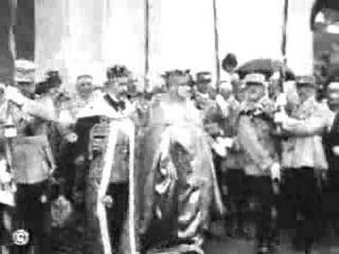 incoronarea regelui Ferdinand I si a reginei Maria