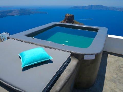 Honeymoon Suite – Sophia Suites – Santorini
