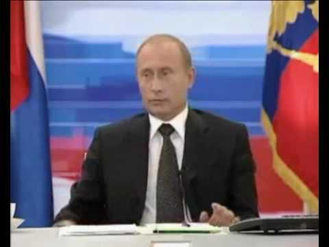 Путин: Русские националисты - придурки и провокаторы