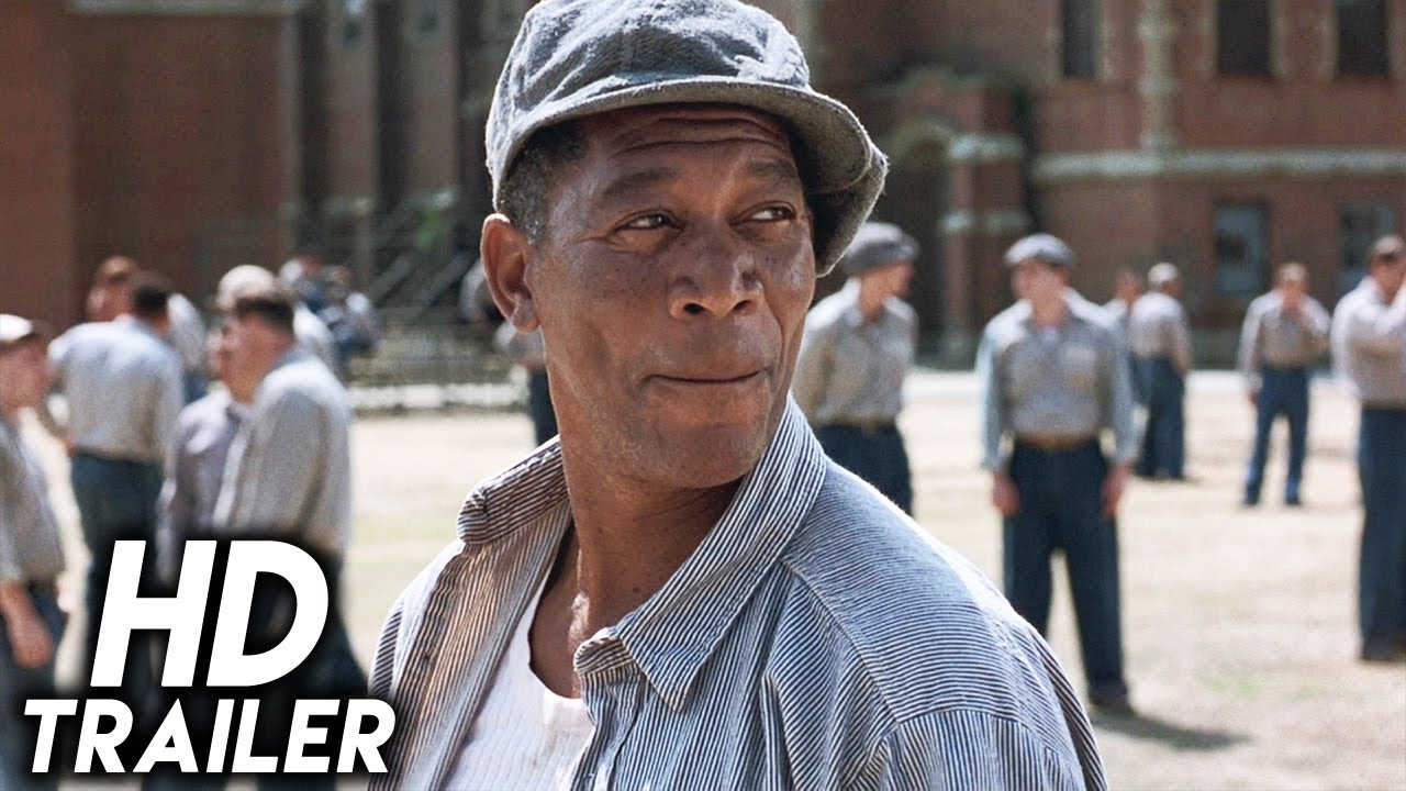 The Shawshank Redemption (1994) OFFICIAL TRAILER [HD 1080p]