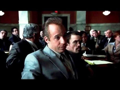 Prova a incastrarmi (Find Me Guilty) Trailer italiano