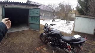 Мотоцикл Honda CB400  Отзыв владельца после двух лет эксплуатации