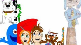 Christmas cartoons in 2009