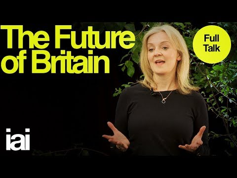 The Future Of Britain | Full Talk | Liz Truss