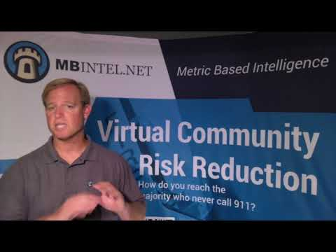 Virtual Community Risk Reduction Introduction