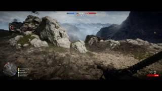 Big Explosion! - Battlefield 1 12-18-2016