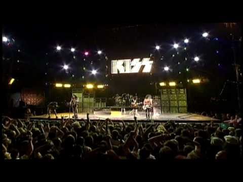 KISS - Deuce - Brooklyn Bridge - Reunion Tour / MTV Awards