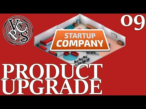 Product Upgrade : Let's Play Startup Company EP09 - Beta 11 Software Business Tycoon Gameplay