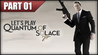 007 Quantum of Solace (PS3) | Let