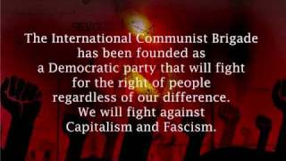 Join the International Communist Brigade