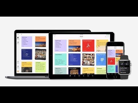 Notebook Web App