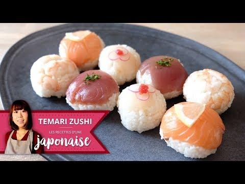 recette-temari-zushi-|-les-recettes-d'une-japonaise-|-sushi-facile-japon