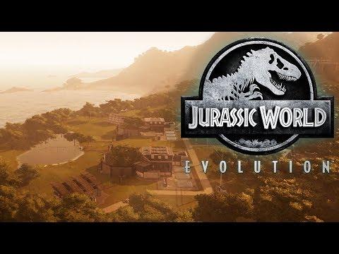 JURASSIC WORLD: EVOLUTION 🐐 S01E07 • Willkommen auf ISLA MUERTA! • LET'S PLAY