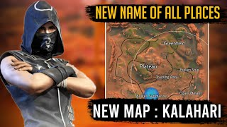 New Map : Kalahari [ Full Details ] || Garena Free Fire - Gaming Aura