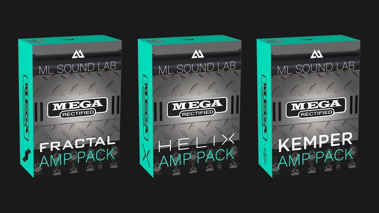 Mega Rectified Amp Pack (Helix) – ML Sound Lab
