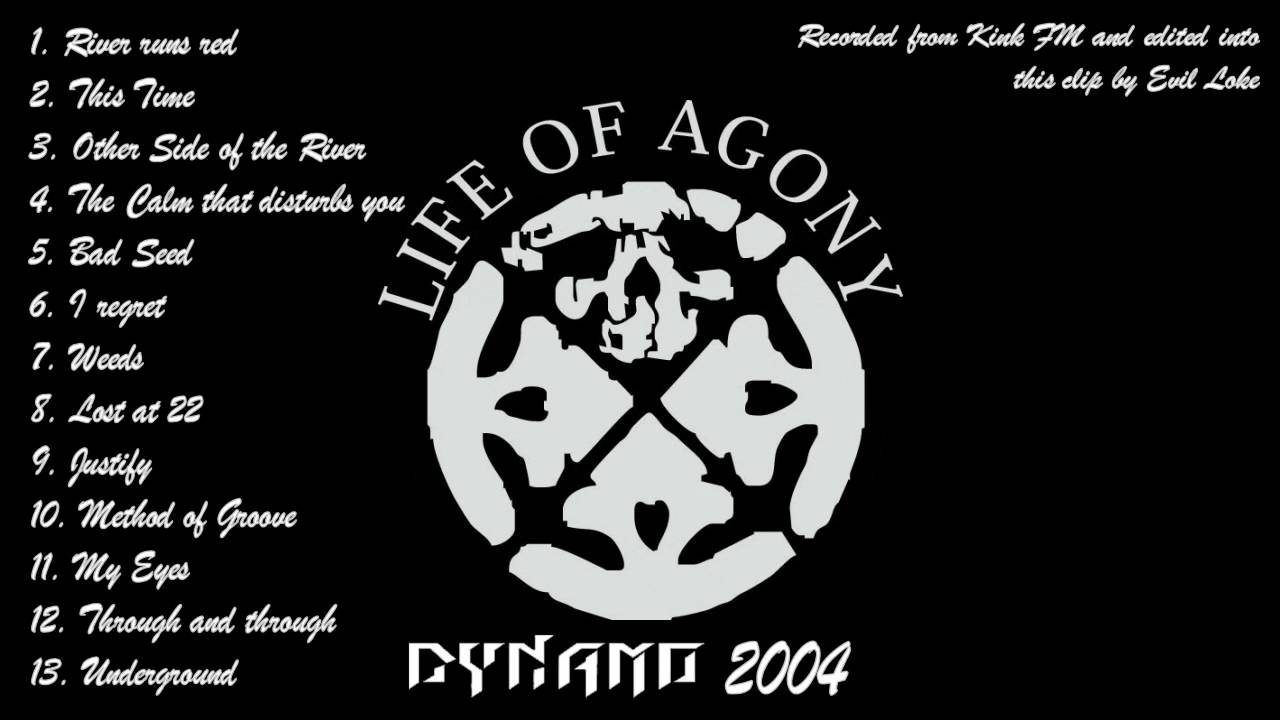 Life of agony dynamo open air festival nijmegen holland 05 06 life of agony dynamo open air festival nijmegen holland 05 06 2004 soundboard recording biocorpaavc Image collections