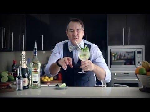 Martini Bianco Spritz   How To Mix   Drinks Network