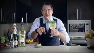 Martini Bianco Spritz | How To Mix | Drinks Network