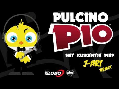 PULCINO PIO - Het Kuikentje Piep (J-Art remix) (Official)