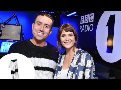 Gemma Arterton does TLC's No Scrubs rap