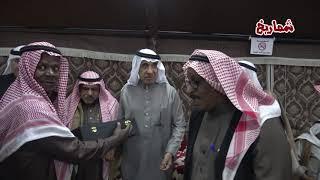 مخيم أم شأن بعنيزة يحتفي بمعالي الفريق حمد بن محمد العوهلي