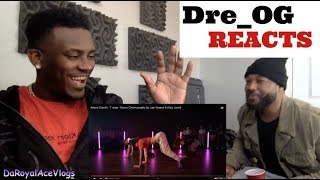 Ariana Grande - 7 rings - Dance Choreography by Jojo Gomez & Aliya Janell LIT Reaction W/ Dre_OG