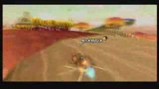 Mario Kart Wii - Expert Staff Ghost - Maple Treeway