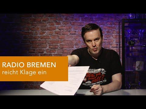 Jetzt wird's lustig: RADIO BREMEN verklagt uns