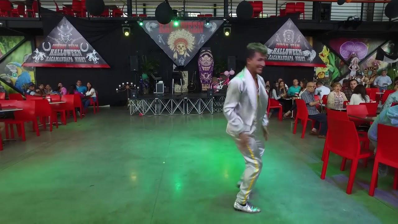 Show Salsa Solista Hombre