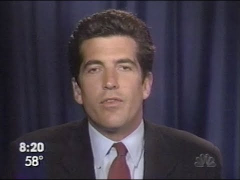 Today Show: JFK Jr and Caroline Kennedy from 1997