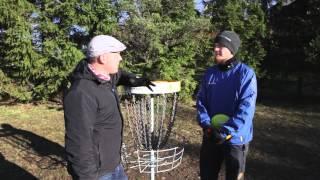 MTÜ JAP esitleb: Leader projekt Võllaste disc-golf