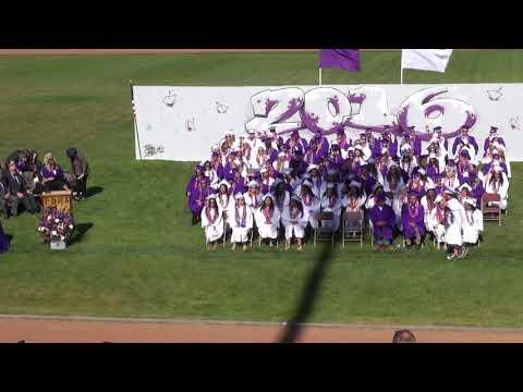 Fort Bragg High School Graduation Class of 2016