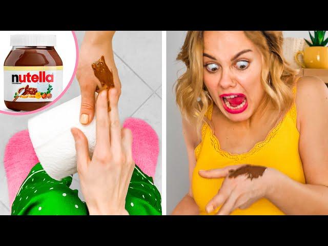 10 FUNNY DIY PRANKS! || Brilliant Tricks and Pranks for Friends